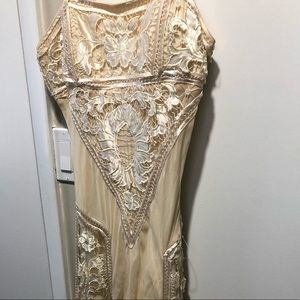 Sue Wong lace dress
